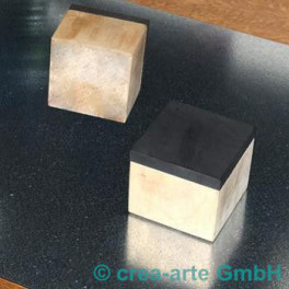Graphitarbeitsblock 7x7cm