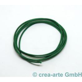 Baumwollriemchen 2mm, 1m, dunkelgrün_6997