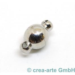 Magnetverschluss 10x6mm, antiksilber_7019