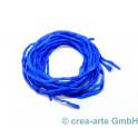 Habotai Seidenband königsblau 3 Stück