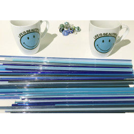 Blau-Set AK 104, Trendfarben Sommer 2020_7145