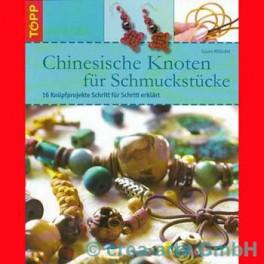 Chinesische Knoten für Schmuckstücke_731