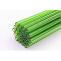 Trinkröhrli, grün, 230mm