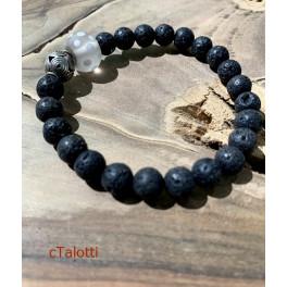 cTalotti Armband, Lava