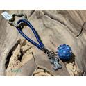 cTalotti Schlüsselanhänger blau