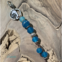 cTalotti Schlüsselanhänger turquoise