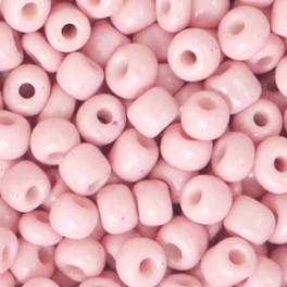 Rocailles, 20g, Light pink